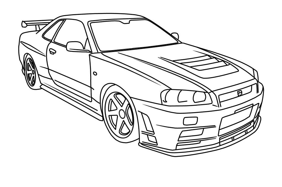 Nissan Skyline Gtr R34 Nismo Z Tune